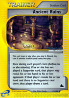 Ancient Ruins - 119/144 - Uncommon - Skyridge - NM - Pokemon