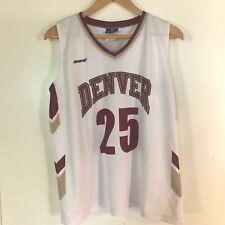 Brine Du Denver Lacrosse Club Sport Mesh S Small Tank Top Jersey Shirt