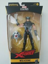 Hasbro Marvel Legends Series 6-inch Action Figure Wolverine Wendigo Baf New