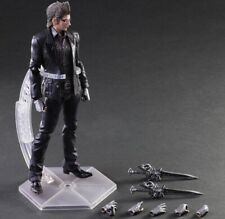 Play Arts Kai Final Fantasy XV Ignis Scientia 23cm PVC Action Figure New In Box