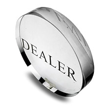 Yh Poker Transparent Dealer Poker Buttons ¡