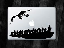 Hobbit Sticker Smaug Gandalf Decal Apple MacBook Mac iPad Laptop Car Window