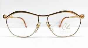 RARE! Christian Lacroix 7404 Col.40 VINTAGE 80er Jahre Brille/Eyeglasses/Frame