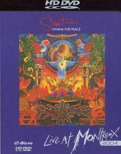 New: SANTANA - Hymns for Peace DVD