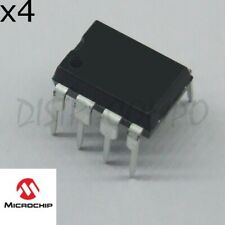 MCP6542-I/P Push-Pull Output DIP-8 Microchip (lot de 4) PRE-ORDER 5-7 DAYS