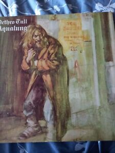 Jethro Tull – Aqualung - UK 1971 -  Chrysalis – ILPS 9145