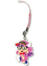 Doctor Slump Arale Metal Cell Phone Strap Anime Manga NEW