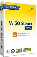 WISO Steuer-Mac 2021 (für Steuerjahr 2020| St... | Software | Zustand akzeptabel