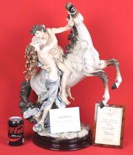 Giuseppe G ARMANI the Embrace 0480c Limited Edition figurine personaggio Florence