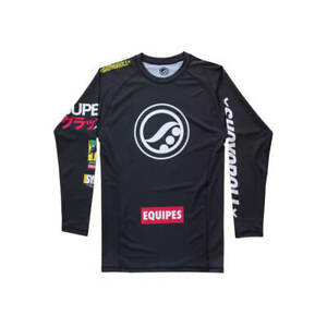 Shoyoroll Federation Rash Guard LS 2019 ***Brand New***