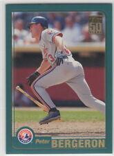 2001 Topps Baseball Montreal Expos Team Set