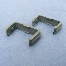 PEZZI di ricambio plastica posteriore RAIL diswasher CESTO SUPERIORE CALOTTE per Beko