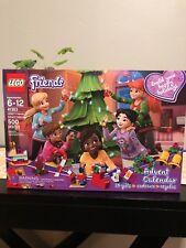 LEGO Friends 41353 Kid Children's Toy Set 24 Day Advent Calendar Holiday Box