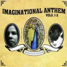 Various Artists : Imaginational Anthem - Volume 1-3 CD (2008) ***NEW***