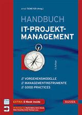 Ernst Tiemeyer / Handbuch IT-Projektmanagement /  9783446446021