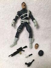 Marvel Legends SHIELD Agent Nick Fury Ninjas vs Super Spies 2 Pack Hasbro 2009