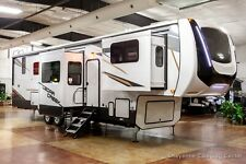 New 2021 Forest River Cedar Creek 371FL Front Living Room Luxury 5th Fifth Wheel