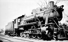 Erie Steam  #2401 Black & White Print