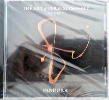 NEW! IVO PERELMAN -The Art Of Perelman-Shipp Vol.3 - Pandora  CD