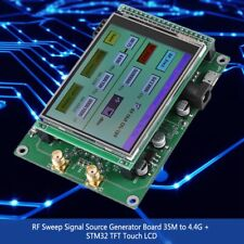 ADF4351 RF Sweep Signal Source Generator Board 35M-4.4G+STM32 TFT Touch LCD