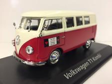 Volkswagen T1 Kombi Red and Cream  Norev 840216 Scale 1:43 New