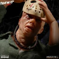 Freitag der 13. One:12 Actionfigur Jason Voorhees Mezco Toys ! 16 CM