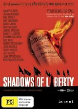 Shadows Of Liberty (DVD, 2013)