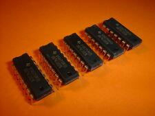 5x 74LS02 TTL QUAD 2-Input NOR Gate DIP14 TI