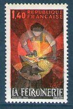 TIMBRE 2206 NEUF XX LUXE - LA FERRONERIE - METIER D'ART