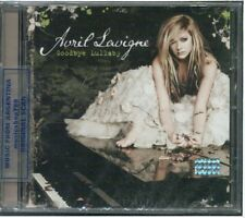 AVRIL LAVIGNE GOODBYE LULLABY SEALED CD NEW 2011