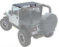 Smittybilt Standard Top 87-91 Jeep Wrangler YJ 90801 Black Vinyl