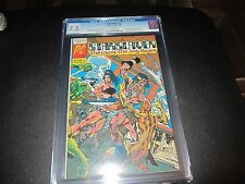 STARSLAYER #2  1ST EVER APPEARANCE OF ROCKETEER CGC 7.5 RARE !!