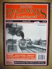 BRITISH RAILWAYS ILLUSTRATED MAGAZINE OCTOBER, 1998, VOL.3, NO.1