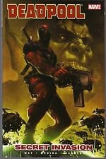 DEADPOOL VOL 1 SECRET INVASION MARVEL '10 SOFTCVR TPB SKRULLS COLLECTS #1-5 NEW