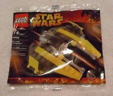 LEGO STAR WARS Mini Jedi Starfighter Set 6966 New Sealed Polybag