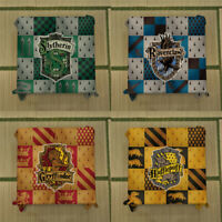Harry Potter Cotton Linen Table Cover  Gryffindor Tablecloth Dining Home Decor