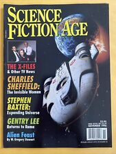 Science Fiction Age Magazine November 1996 - Charles Sheffield/ The X-Files