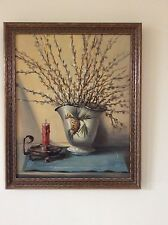 Wendell Rogers Fine Art Original Oil Painting Still Life, sextant-Chatham artist