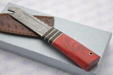 Genuine Laminate Handle Sgian Dubh Bottle Opener Damascus Steel SHEFFIELD