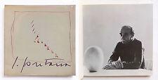 Lucio Fontana Roma 1972 / 2 marzo / 15 aprile Istituto italo-americano
