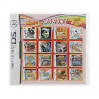 468 in 1 Video Game Card Cartridge For Nintendo NDS 2DS 3DS NDSI NDSL Xmas Gift
