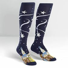 Sock it to me femmes hautes chaussettes-wish upon a star