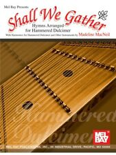 Shall We Gather Learn to Play Christmas Present Gift MUSIC BOOK Dulcimer
