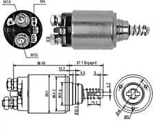 Fiat MAN Valmet 611 C 24V Starter Motor Solenoid