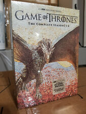 Game of Thrones Complete Seasons 1-6 1 2 3 4 5 6 DVD Bundle Set