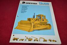 International Harvester Dressler TD-25G Crawler Tractor Dealer's Brochure RPMD 2