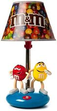 Collectible Rare M&M'S Desk Table Lamp Light NEW IN BOX
