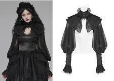 Punk Rave chaqueta bolero Gothic Lolita tul punta nugoth volantes Lace wly-090xdf