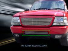 For 1998-2000 Ford Ranger Replacement Billet Grille Bumper Grill Insert Fedar