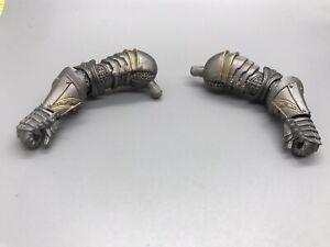 Arms Hands Lot Templar Knight Builder Mythic Legions parts fodder Eathyron